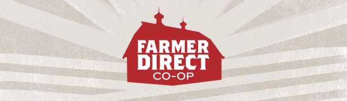 Marketing ético Farmer Direct Coop Canada logo