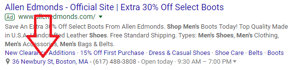 Google AdWords Location Extensions Guide: Location Extension Targeting Best  Practices How Do Google Ads Work?