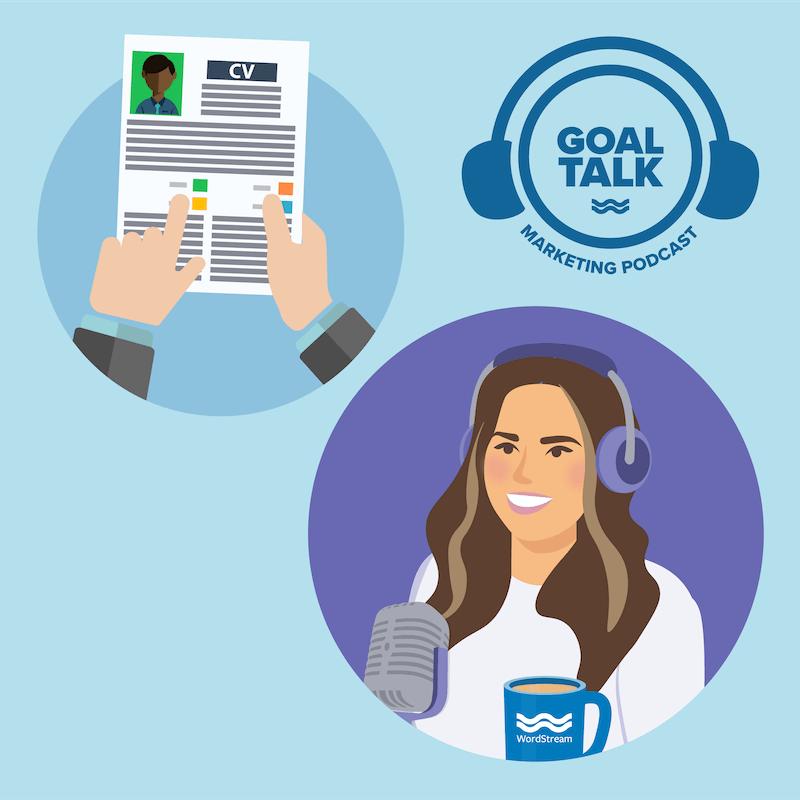 Goal Talk Season 1 Episode 6 podcast artwork.