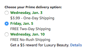 holiday 2020 advertising best practices shipping expectations