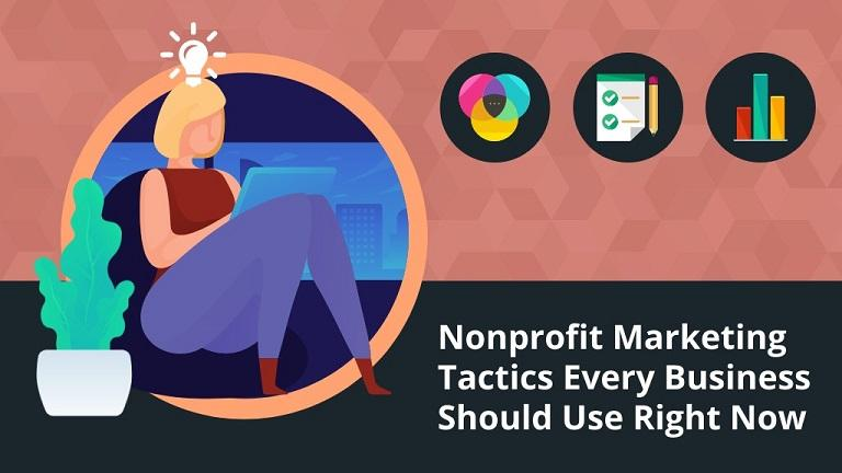 nonprofit marketing tactics intro image