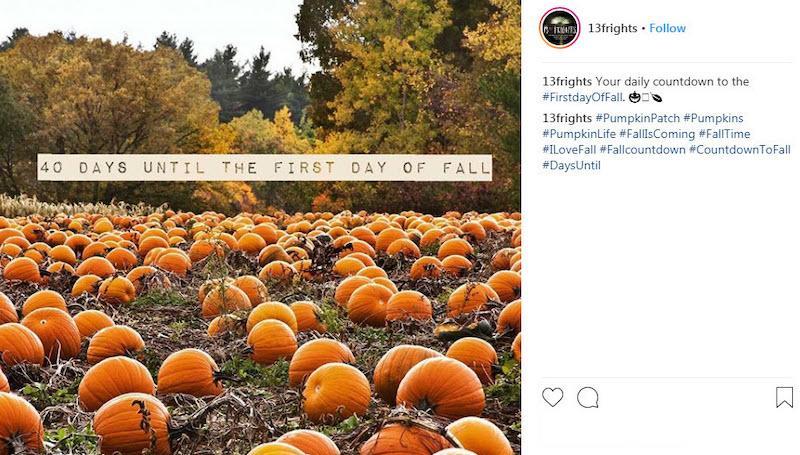 september marketing ideas fall theme