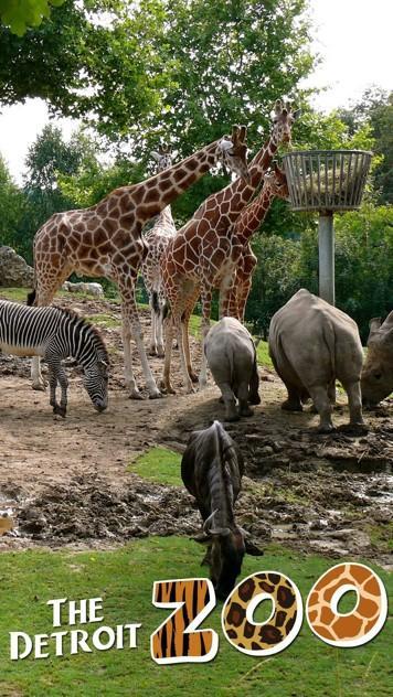 Detroit Zoo Snapchat filter