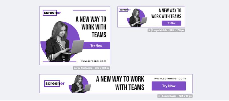 visual marketing tools bannersnack templates