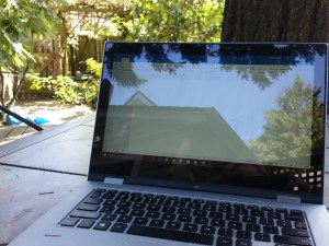 Writing Outside