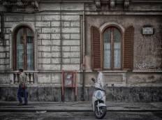 Street Scene, catania: Week 1