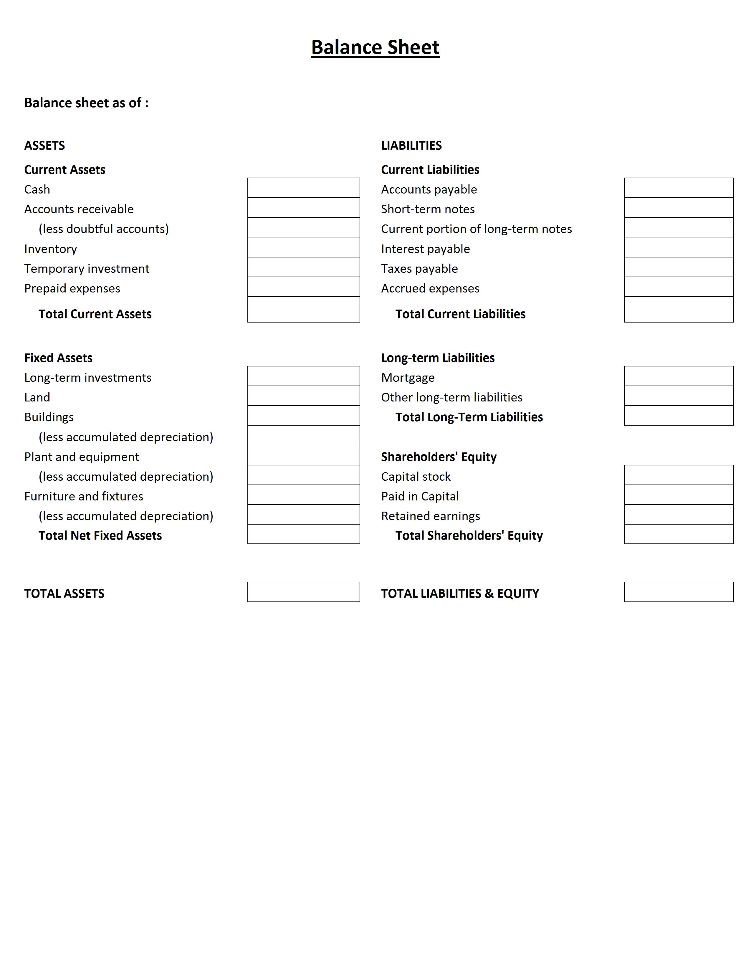 Cash Register Count Sheet Excel