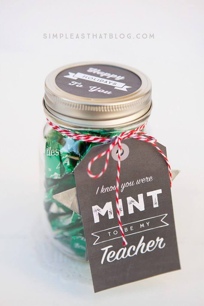Diy Mason Jar Christmas Gifts
