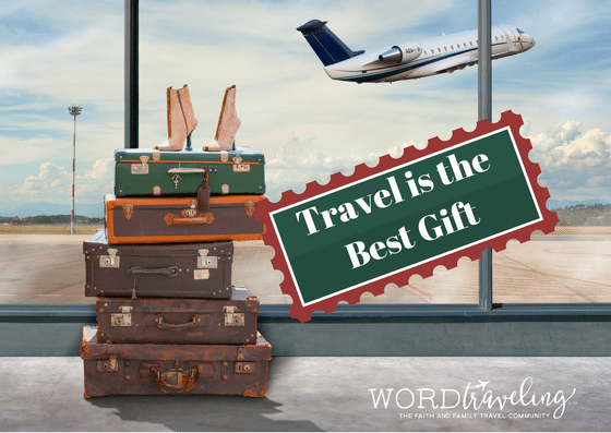 travel is the best christmas gift