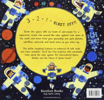 Barefoot Books Song Space Rocket Ride