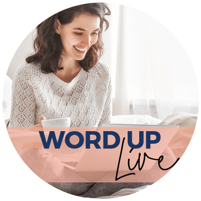 Word Up Ministries: Live