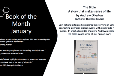 Book of the Month - January