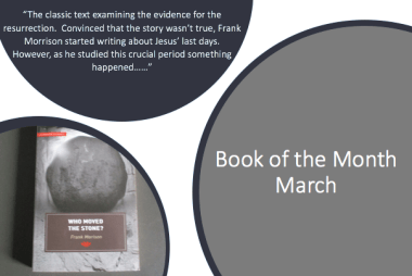 Book of the Month - March