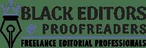 Black Editors & Proofreaders