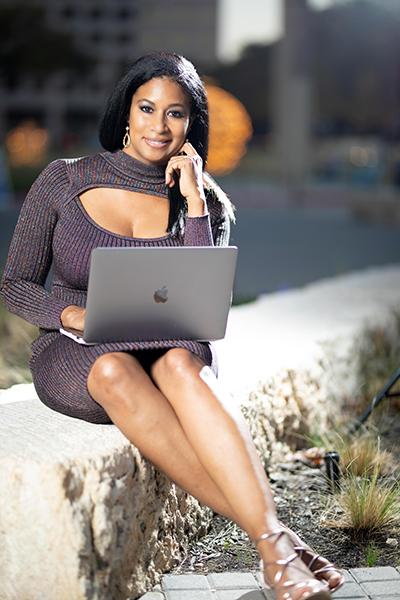 Tia Ross, Editor, Coach, Entrepreneur