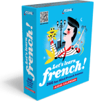 Let's Learn French! By Estelle Demontrond-Box