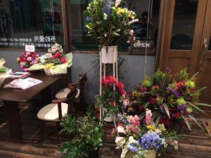お花、花屋