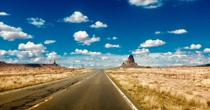 アメリカの道路