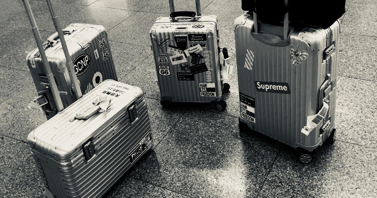 リモワ、スーツケース