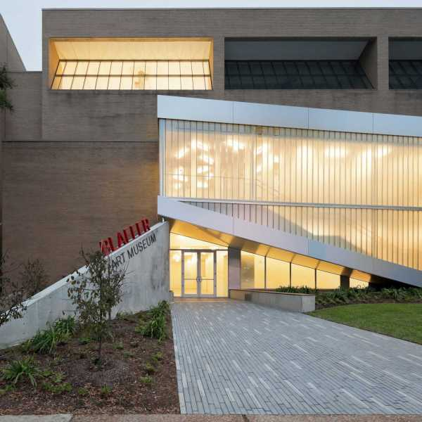 Blaffer Art Museum Workac