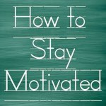 Staying Motivated: Feeling Good Is a Relative State of Mind