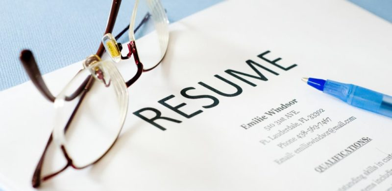 Resume Formats