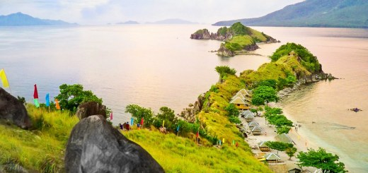 Sambawan Island Trekking