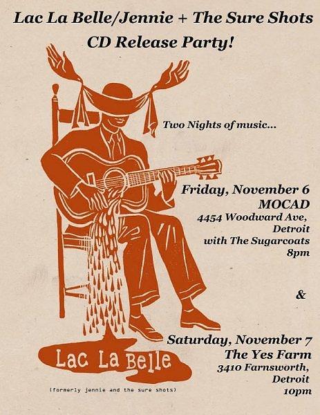 Lac_La_Belle_Release_Party
