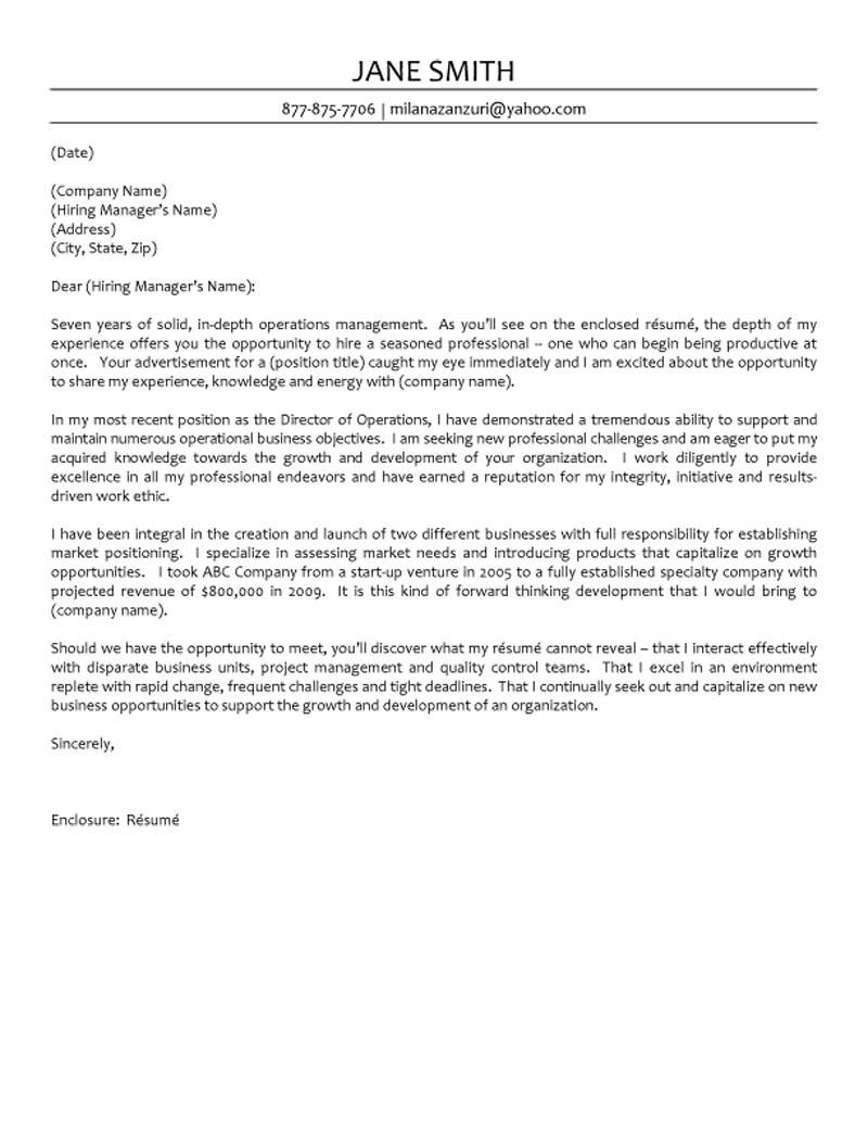 Business Development Executive Cover Letter Sample Cover Letter ...
