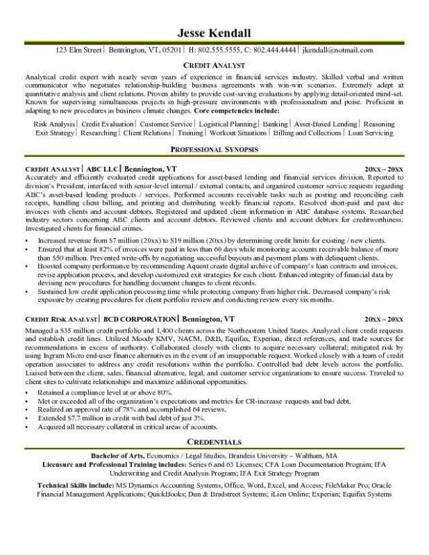 How To Write A Cover Letter For Quantitative Analyst How To - Quantitative analyst resume