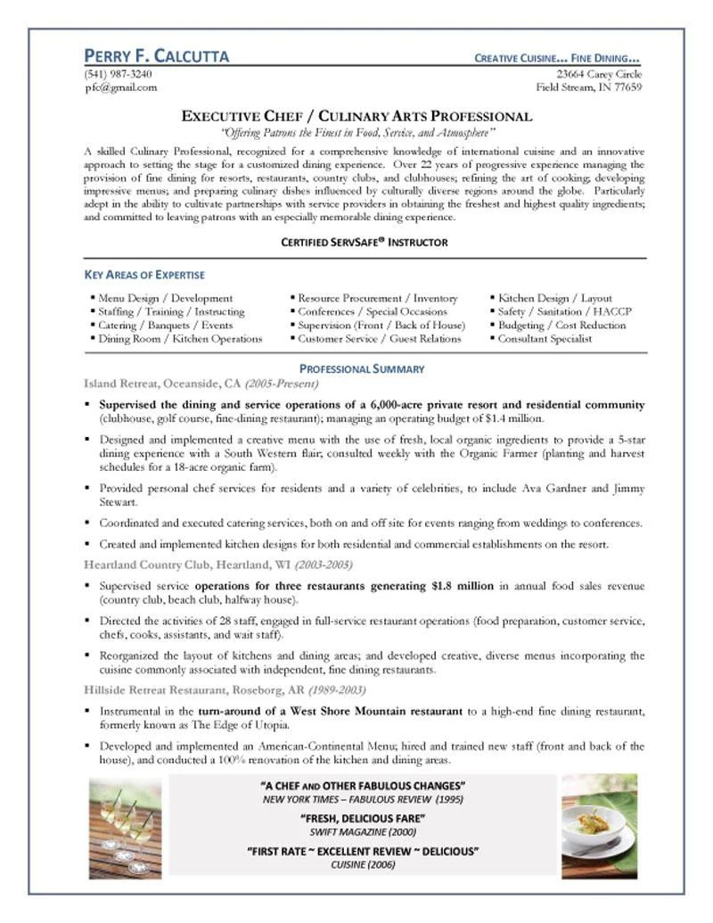 hotel sales executive resume sample