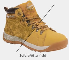 How To Clean Work Boots