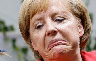 Burn-out Allemagne Merkel