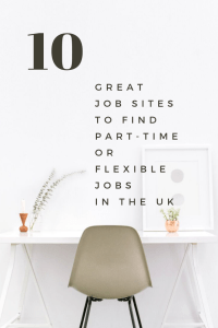10 great job sites to find flexible or part-time jobs in the UK