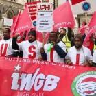 IWGB members