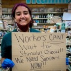 Sprouts Worker