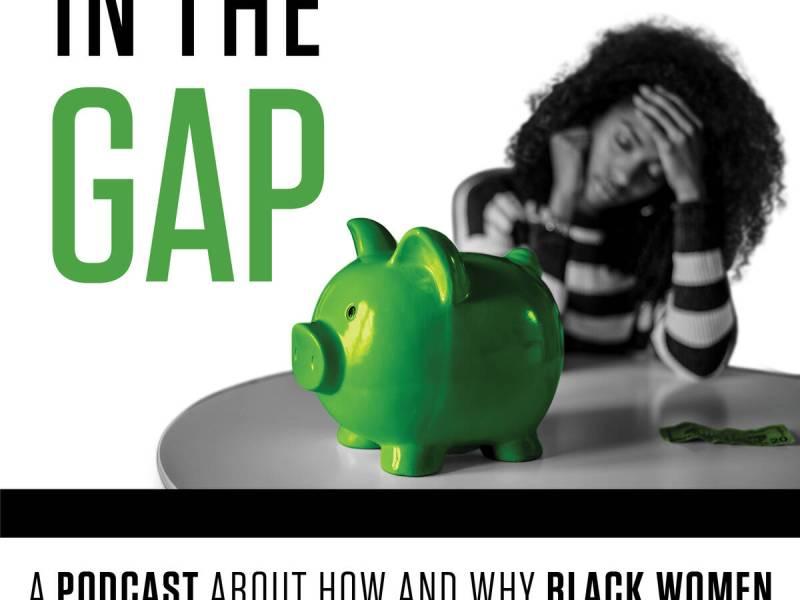 In The Gap Podcast logo