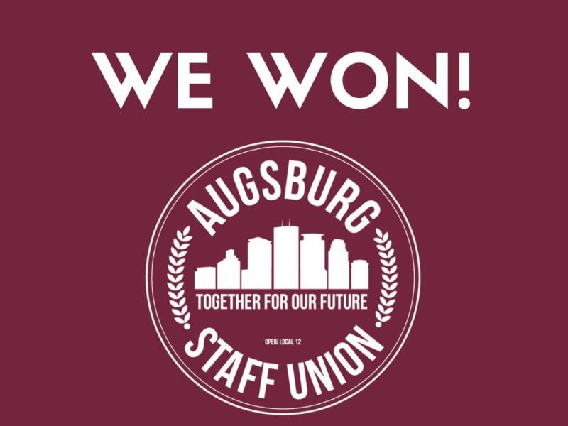 Augsburg Staff Victory