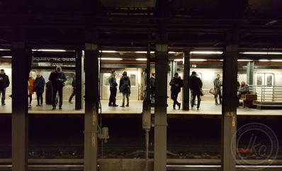 NYC subway 72