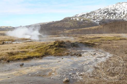 geothermal springs