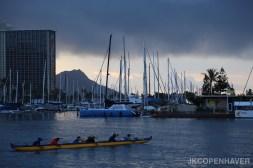 Honolulu bay