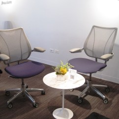 Diffrient Smart Chair Folding Covers Walmart Canada The 5 Trends At Neocon