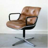 Executive Office Chair by Charles Pollock