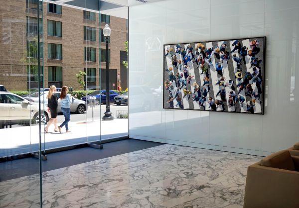 Office Lobby Artwork