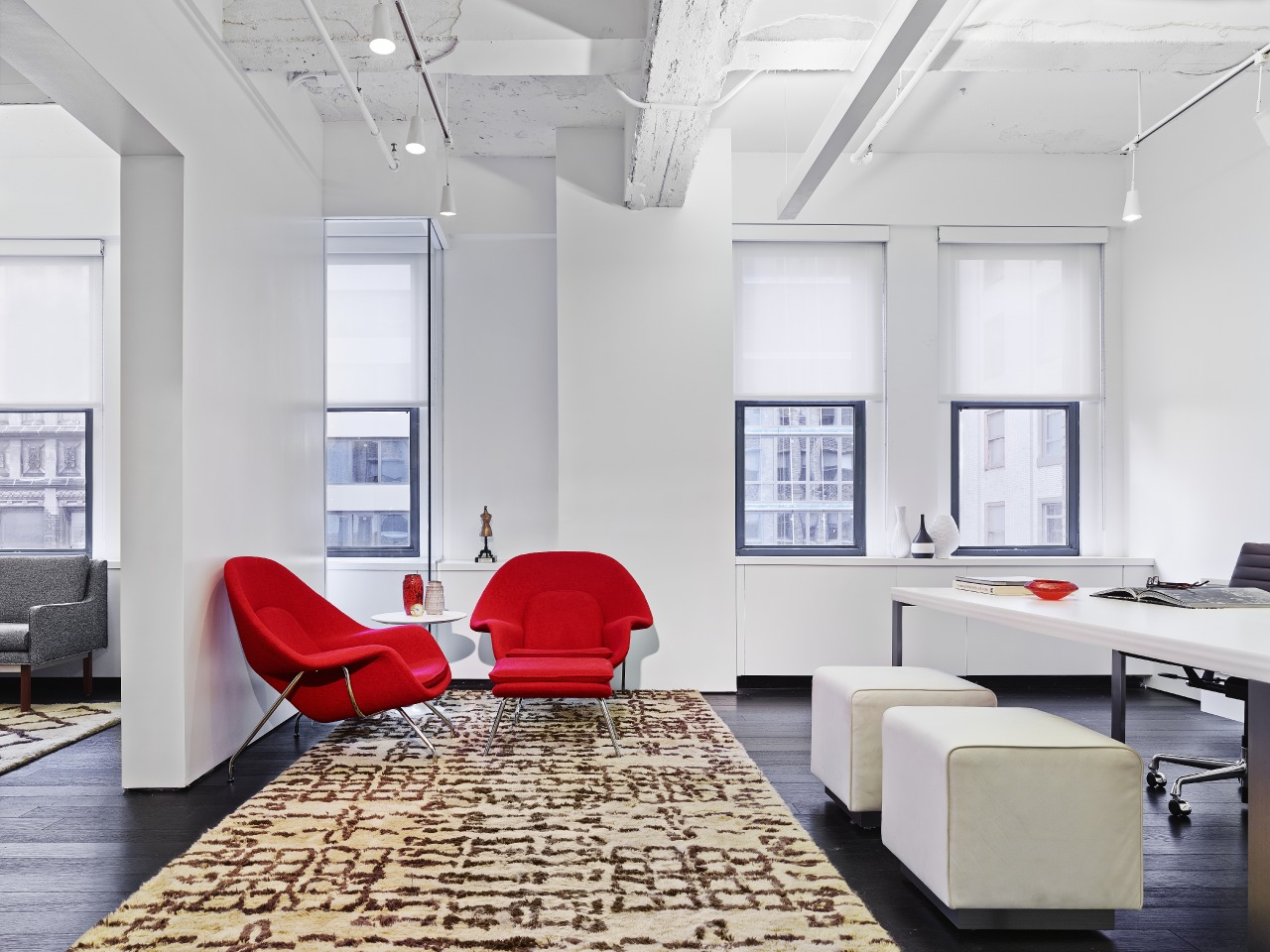 The Lively Elegance Of The Kate Spade Headquarters