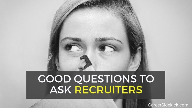 good questions to ask recruiters