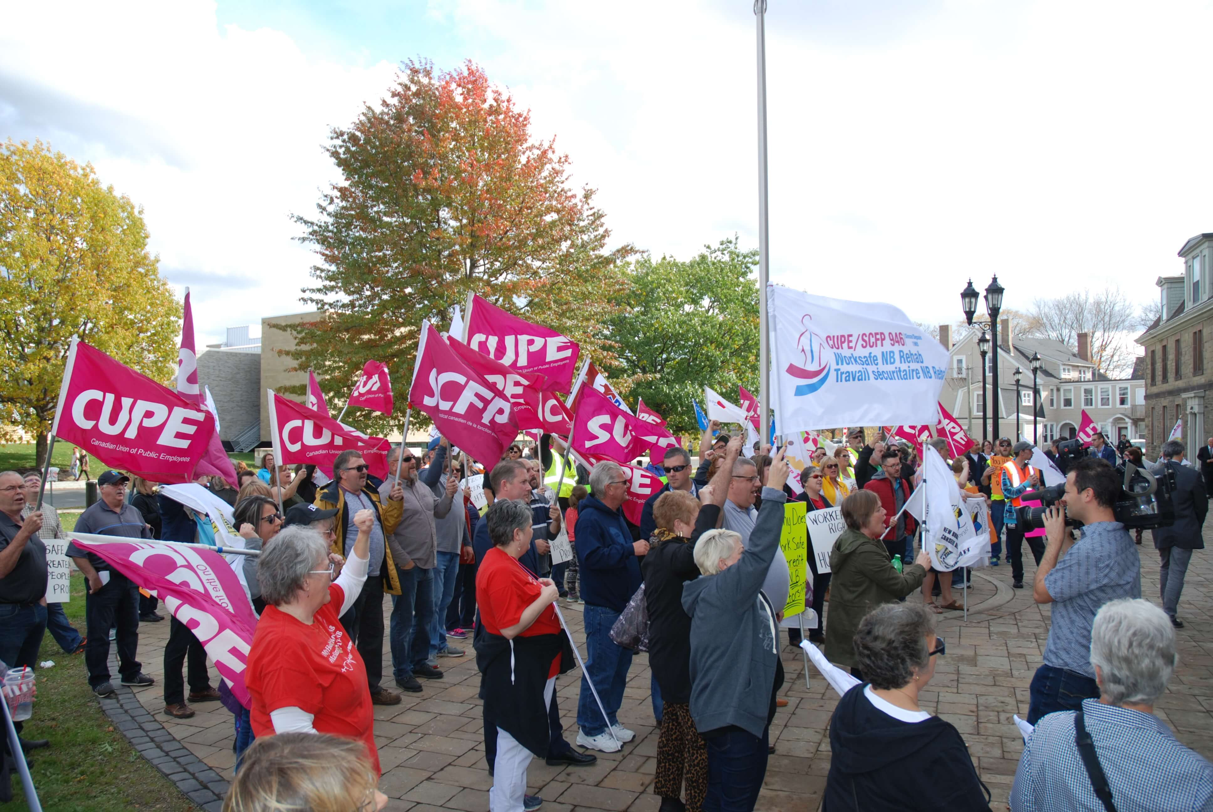 CUPE NB: Workers' compensation system is dangerously underfunded