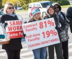 Canadian college instructors forced back to work