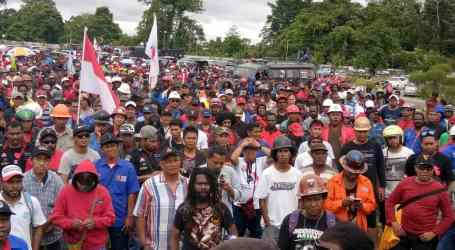 Indonesian Human Rights Commission calls for reinstatement of Grasberg workers