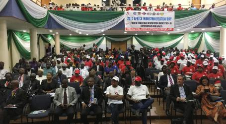 IndustriALL affiliates celebrate Africa Industrialization Day – 2017